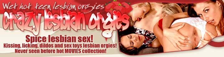 Lesbo Dykes Orgy